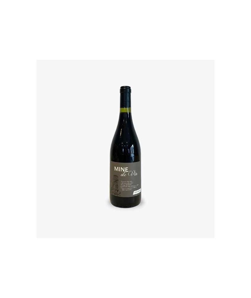 Mine de Vin, merlot, Vins Falguieres Rodez