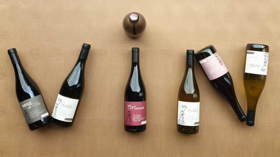 Mine de Vin, Vins Falguières Rodez