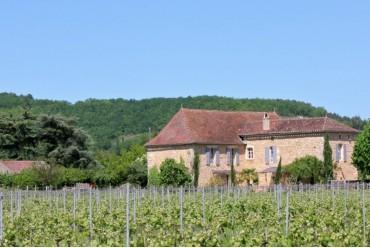 Le Château Cantelauze, Cahors